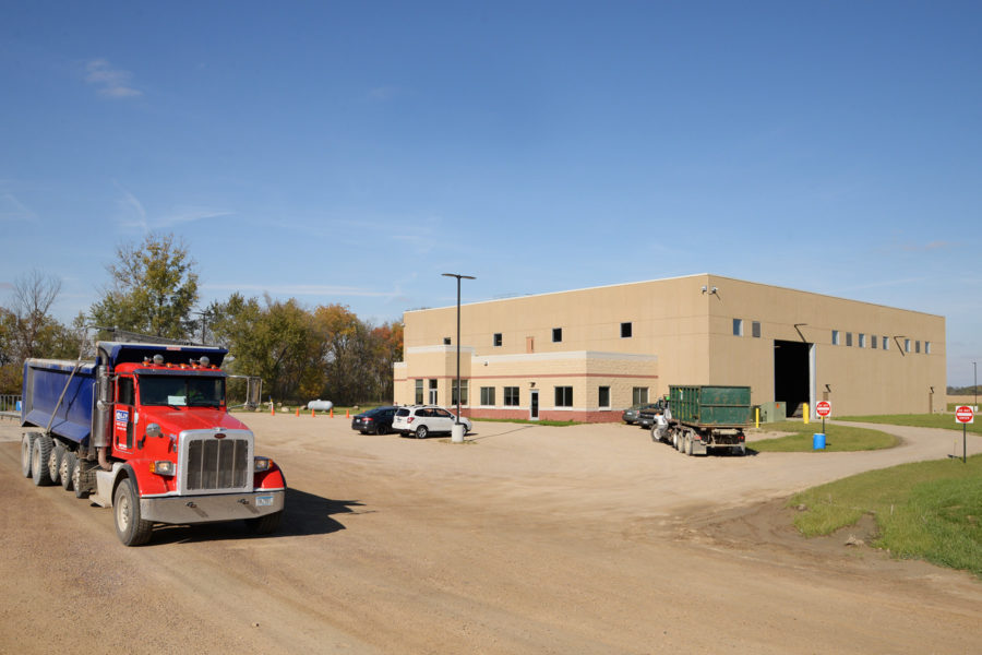 Photo of Blue Earth County Transfer Station