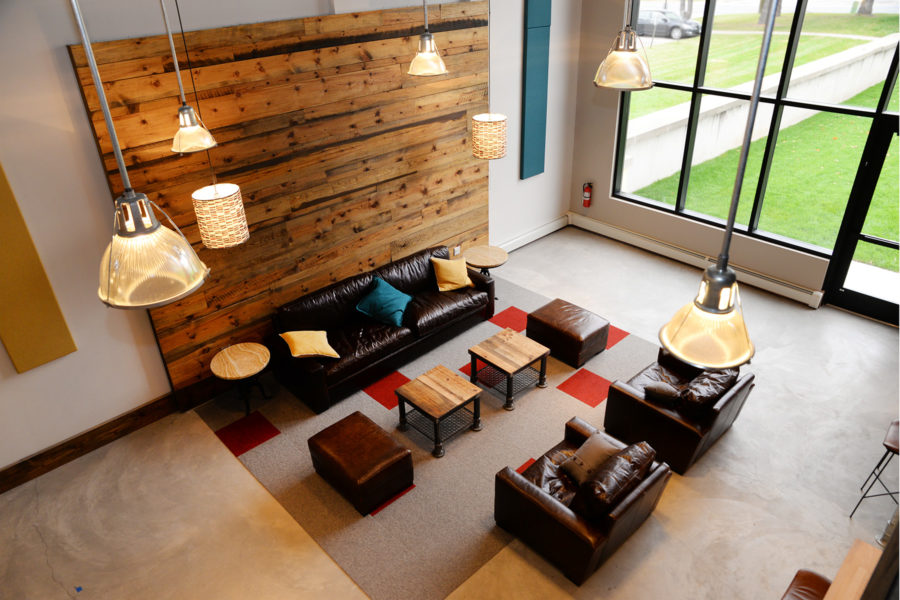 EP work lounge