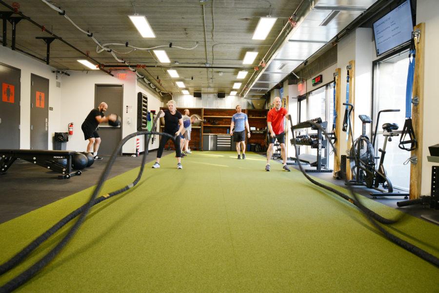 Emanuelson-Podas gym