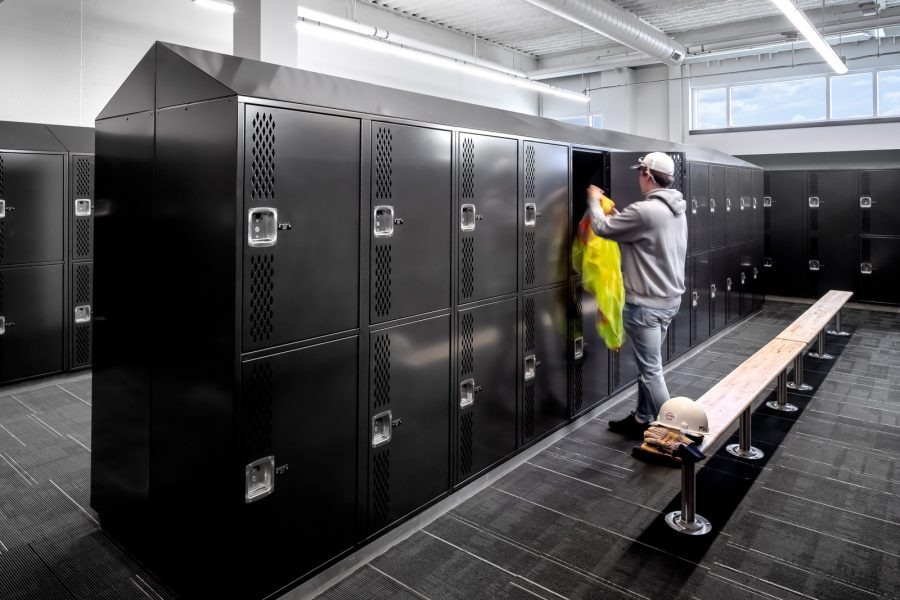 Minneapolis East Side Storage lockers