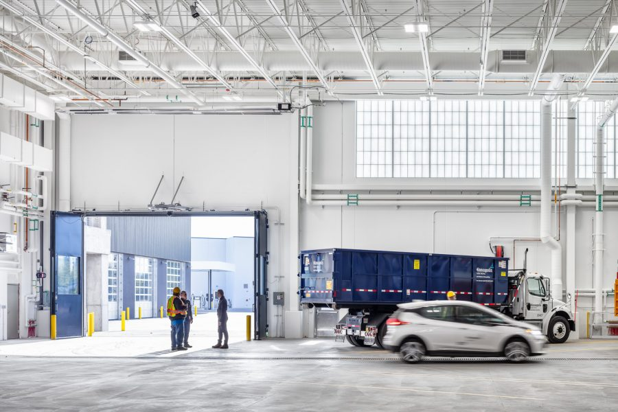 Photo of Minneapolis East Side Storage interior