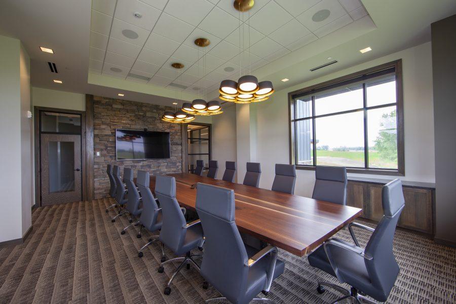 Randy's Sanitation conference room