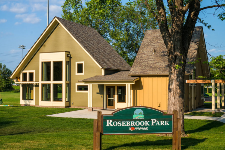 City of Roseville Park Shelters