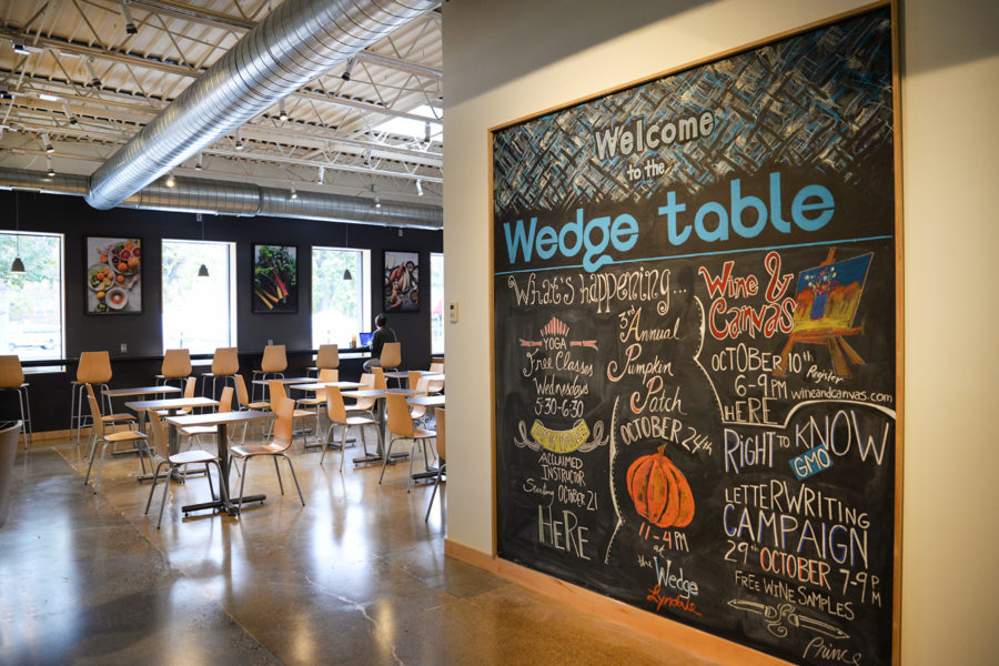 Wedge Table Cafe