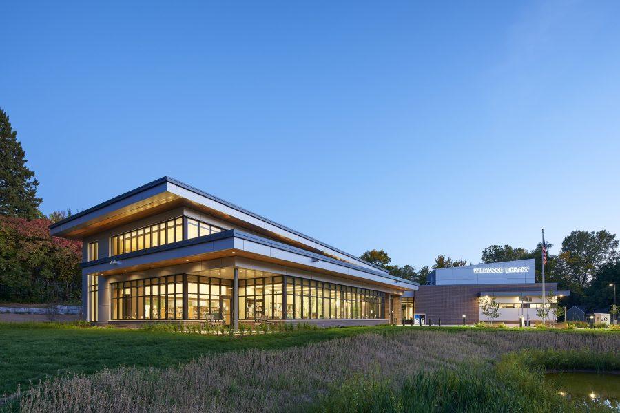 Wildwood Library exterior